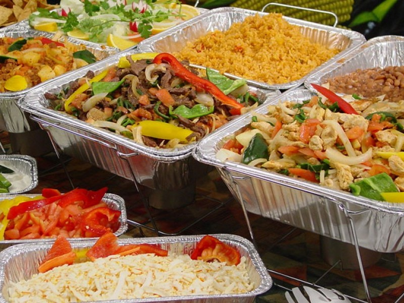 Los Patios Catering and Take Our Containers, Delicious!