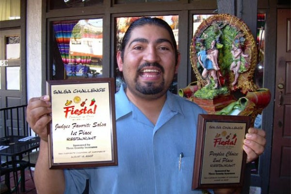 Voted Hottest Mexican Restaurant in Orange County California