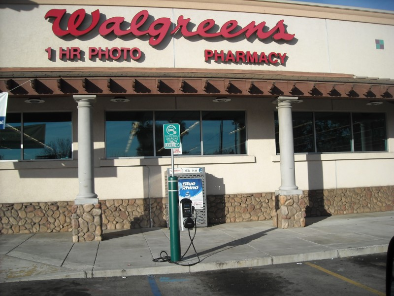 Battery Car Charger at Walgreens Pomona
